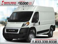 2019 Ram ProMaster Cargo Van  Vancouver Greater Vancouver Area Preview