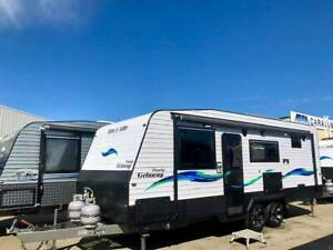 """2020 Silver Valley Family Getaway with Bunks 21'6"""" Rockingham Rockingham Area Preview"""