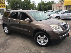 2009 GMC Acadia SLE/ AWD/ 7PASS/ LOADED/ ALLOYS!