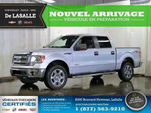 2013 Ford F-150 XTR perfect for new contractor
