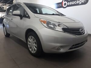 2014 Nissan Versa Note SV  / SEULEMENT 53 500 KMS