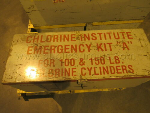 chlorine emergency kit