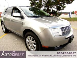 2008 Lincoln MKX AWD **CERTIFIED ACCIDENT FREE** $6,999