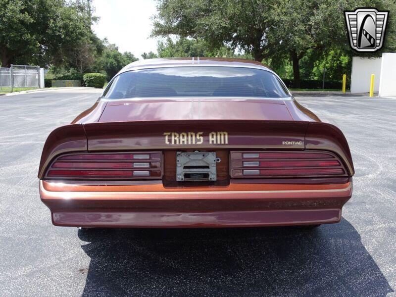 Image 7 Voiture Américaine de collection Pontiac Trans Am 1978