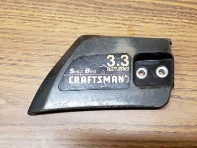 Sears Best Craftsman 027156 OEM Clutch Cover GLOBAL