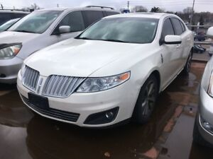2009 Lincoln MKS AWD 4dr Sdn - NO ACCIDENTS! VEHICLE SOLD AS-IS!