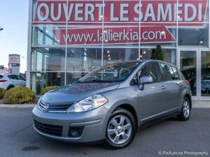 2012 Nissan Versa SL OPEN ON SATURDAYS
