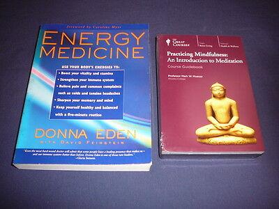 Teaching Co Great Courses CD    PRACTICING MINDFULNESS MEDITATION    new + BONUS