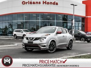2015 Nissan Juke Nismo,360 Camera,Navigation,AWD FUN, WITH ALL T