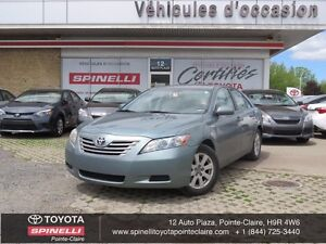 2009 Toyota Camry Hybrid HYBRID+GPS MAGS ROOF LEATHER!!!!