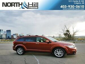 2013 Dodge Journey R/T ONE OWNER