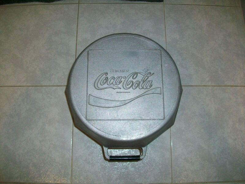 COCA-COLA Vintage portable charcoal Grill 1970
