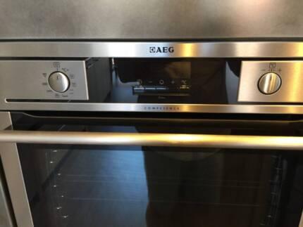 Ex Display - AEG Oven Brand New