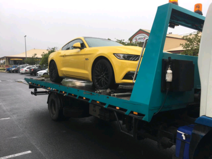 Custom Towing