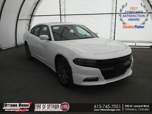 2017 Dodge Charger SXT 2017 DODGE CHARGER RALLYE AWD, SUNROOF...