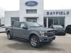 2019 Ford F-150 Lariat 4X4|TWIN PANEL MOONROOF|TRAILER TOW PA...