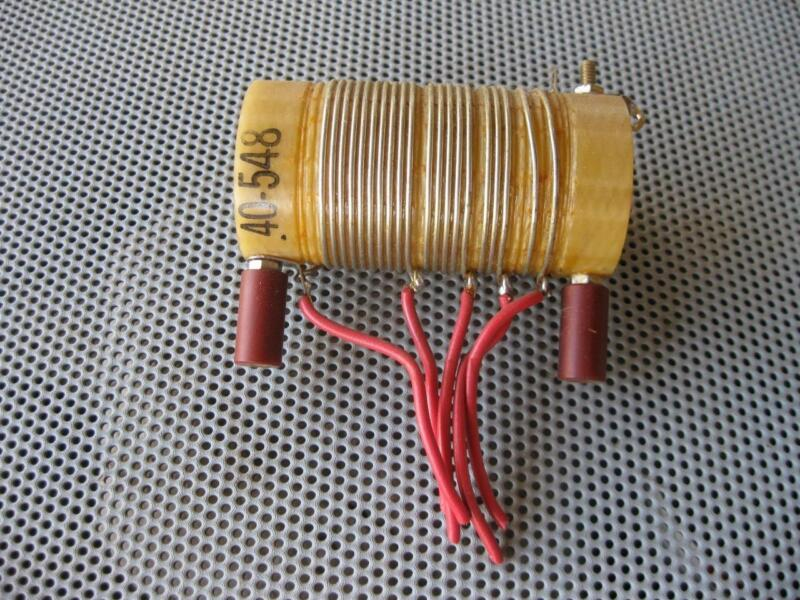 Heathkit Tank Coil Part # 40-548