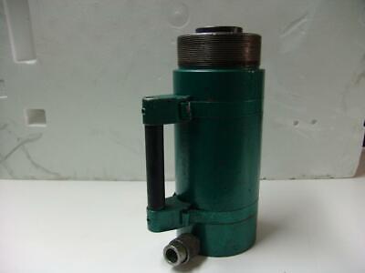 Simplex Hollow Hydraulic Cylinder 30 Ton 6 Stroke 10000 Psi