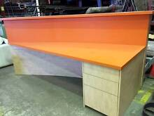 near new office reception desk for sell St Peters Marrickville Area Preview