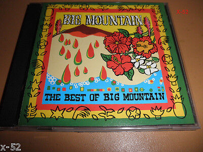 BEST of BIG MOUNTAIN hits CD BABY I LOVE YOUR WAY frampton cover GET TOGETHER (Best Of Big Mountain)