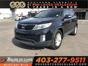 2015 Kia Sorento LX / Heated Seats / Bluetooth