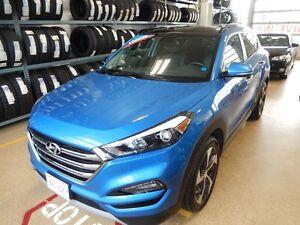 2017 Hyundai Tucson 1.6 SE