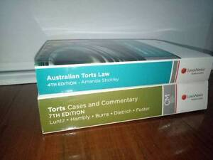 Law Textbooks- LLB102 QUT Mount Gravatt Brisbane South East Preview