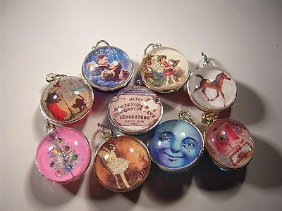 Baby Boomers Bubble Charms