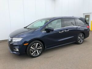 2018 Honda Odyssey Touring Executive Demo(Low Financing rates Av