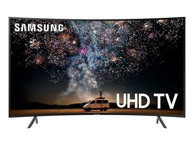 "Samsung RU7300 Curved 7 Series 65"" 4K Smart UHD LED TV UN65RU7300FXZA (2019)"