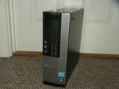 Dell Optiplex 790 Desktop - Intel Core i3-2120 @3.30GHz 4GB Ram 320GB HD Win10