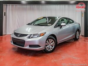 2012 Honda Civic LX ** BLUETOOTH **AUTOMATIQUE**