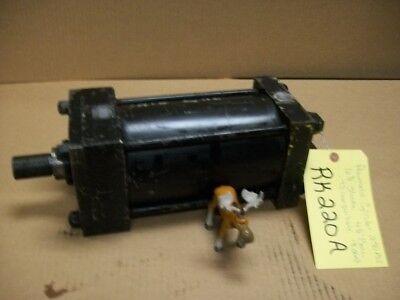 Pneumatic Cylinder 250 Psi 6 Stroke 4 Bore Pin Mount