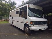 Awesome Mercedes Benz bus / motorhome Beerwah Caloundra Area Preview