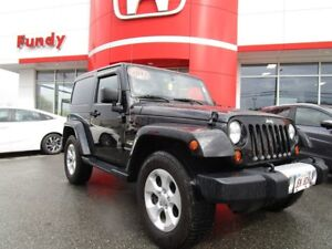 2013 Jeep Wrangler Sahara LOCAL TRADE !
