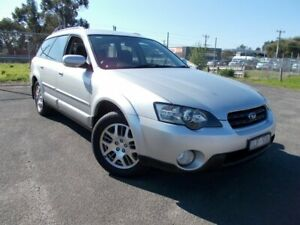 2003 Subaru Outback B3A MY03 AWD Silver 4 Speed Automatic Wagon Bayswater North Maroondah Area Preview