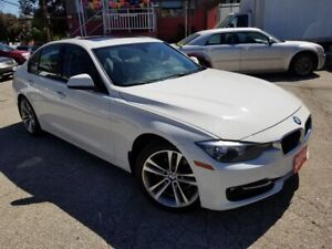 2014 BMW 3 Series 320i X-Drive, Bluetooth, Leather, Roof, Alloys