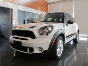 2013 MINI Cooper Countryman S ALL 4+ CUIR+ NAVIGATION+ TOIT PANO