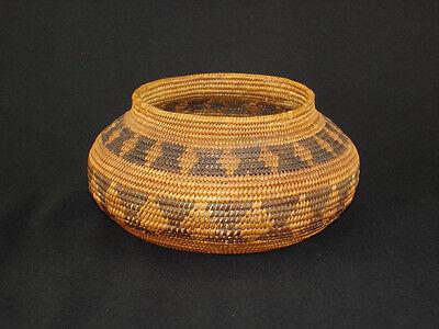 A Fine Mono Paiute Bottleneck, Native American Indian basket, circa: 1910