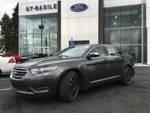 2017 Ford Taurus Limited / Navigation / Toit Ouvrant 116$ weekly