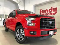 2017 Ford F-150 XLT w/sport package CREW CAB, ECOBOOST Saint John New Brunswick Preview