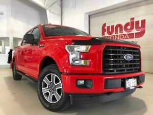2017 Ford F-150 XLT w/sport package CREW CAB, ECOBOOST