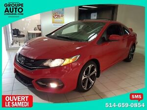 2014 Honda Civic Coupe SI COUPE * TOIT OUVRANT * GPS * CAMERA RE