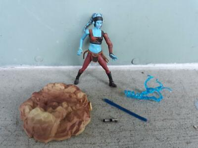Star Wars Aayla Secura Jedi Knight Battle of Geonosis Attack of the Clones