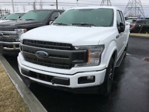 "2018 Ford F150 4x4 - Supercab XLT - 145"""" WB Financing available"