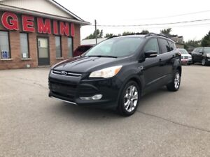 2013 Ford Escape SEL Leather 6 Month Powertrain Warranty Include