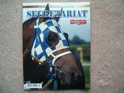 Secretariat Commemorative Magazine Daily Racing Form Drf New Mint