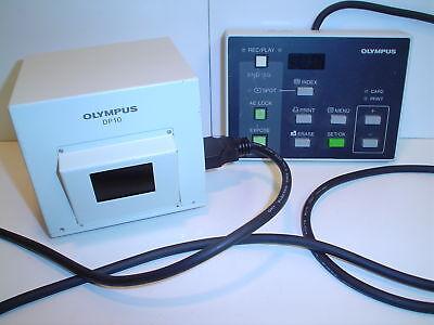 Olympus High Resolution Microscope Camera Dp10
