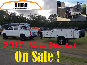 """JUST MOVED""PROMOTION SALE ON OFF ROAD FRONT FOLD CAMPER TRAILER Kippa-ring Redcliffe Area Preview"