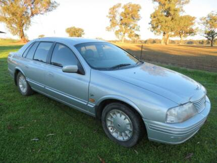 1999 Ford Fairlane Henty Greater Hume Area Preview